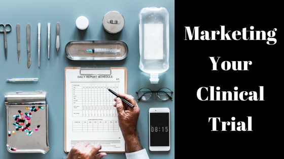 marketing; clinical; trial; patients