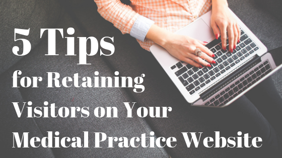 website; medical practice; seo; marketing