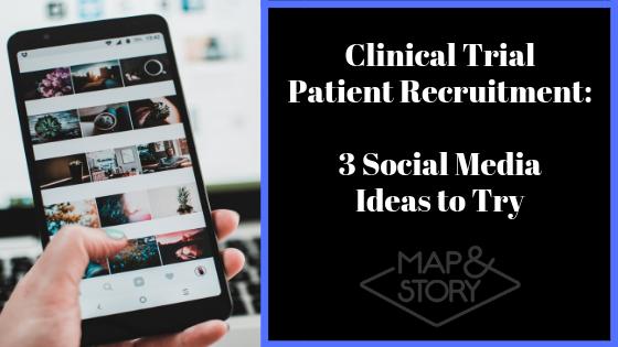 clinical; trials; patients; marketing; social; media