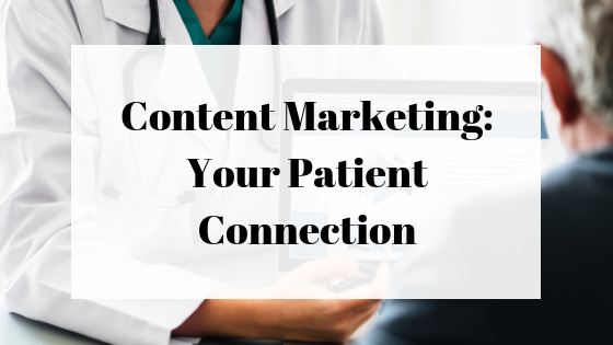 content; marketing; patient; engagement; doctors; medical; practice; digital; strategy