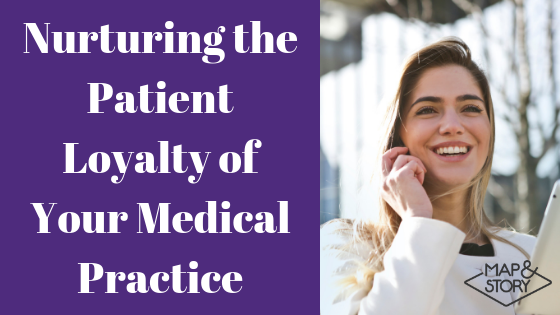 patient, medical practice, loyalty