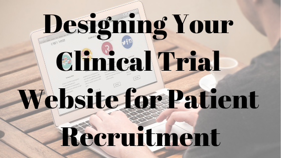 clinical trials; patient recruitment; seo; marketing
