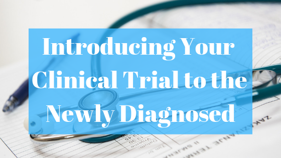 clinical trials; patient outreach; marketing