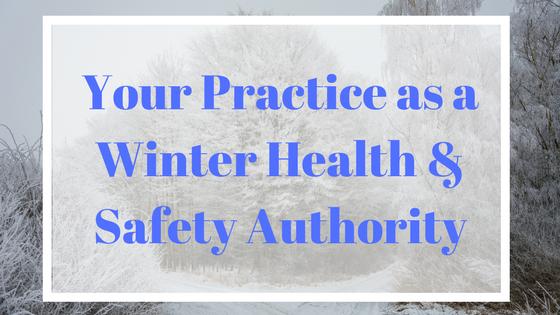winter, health, safety, marketing