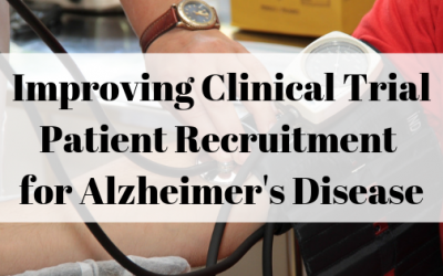 Improving Clinical Trial Patient Recruitment for Alzheimer's Disease
