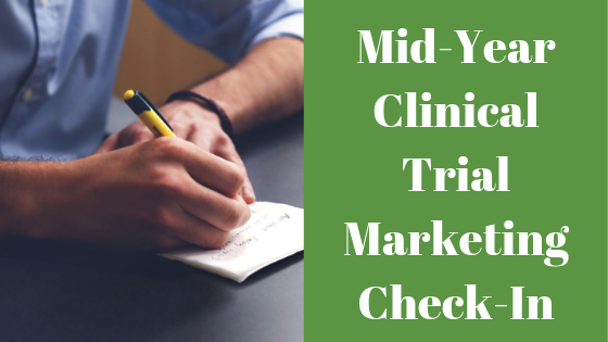 Mid-Year Clinical Trial Marketing Check-In
