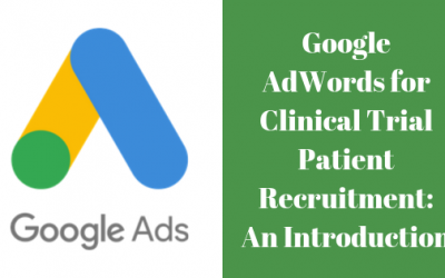 Google AdWords for Clinical Trial Patient Recruitment: An Introduction