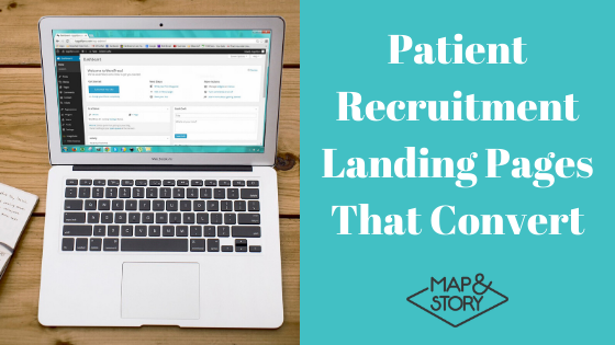 Patient Recruitment Landing Pages That Convert